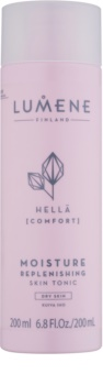 Lumene Cleansing Hellä [Comfort] hydratačné tonikum pre suchú pleť